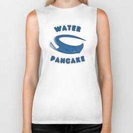 Water Pancake Biker Tank