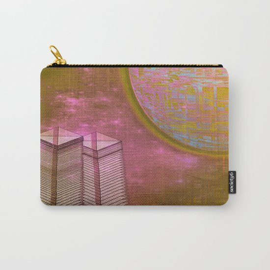 Planetary Moods 1A / 31-08-16 Carry-All Pouch
