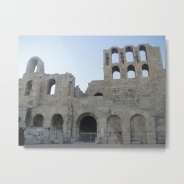 Greece - Athens Metal Print