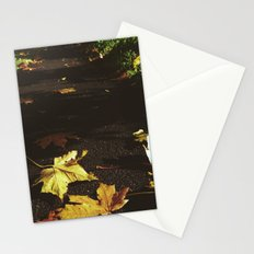 Down the path Stationery Cards