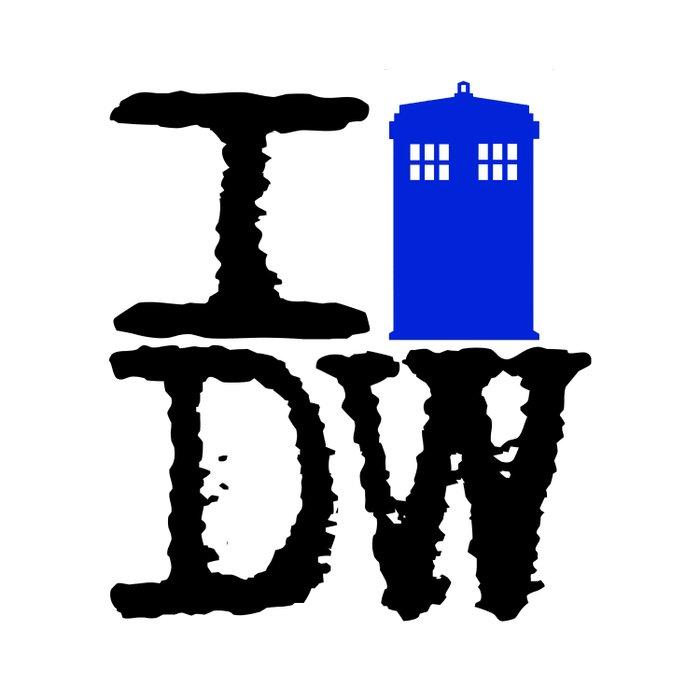 I Love Doctor Who! Duvet Cover