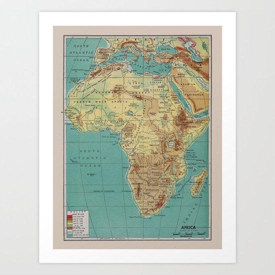 Cradle of Civilization Art Print