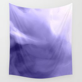 Dreaming in Blue Wall Tapestry