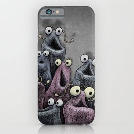 Yip Yip iPhone Case