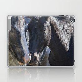Bachelor Stallions - Pryor Mustangs Laptop & iPad Skin