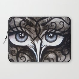 Eyes of Color Laptop Sleeve