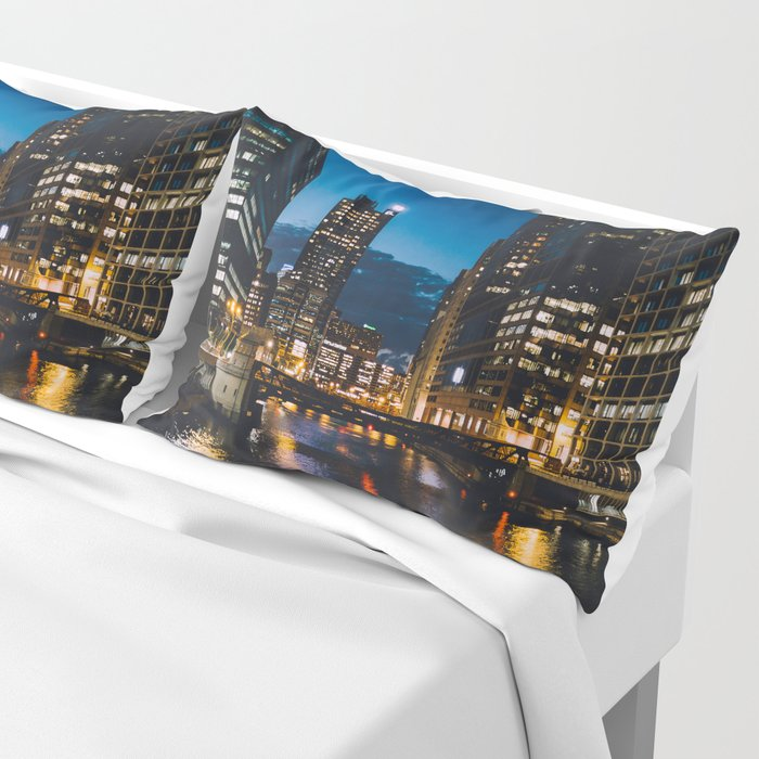 Chicago - Mecca of the Midwest V Pillow Sham