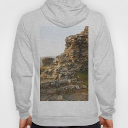Dinas Bran Castle Ruins Hoody