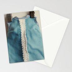 Doll Closet Series - Blue Dress Stationery Cards