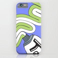 Toothpaste Slim Case iPhone 6s