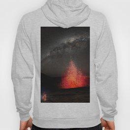 Kilauea Volcano Eruption .3 Hoody