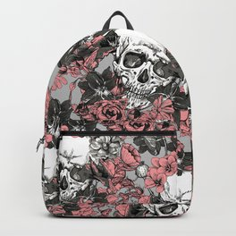 SKULLS 3 HALLOWEEN Backpack