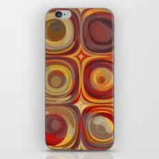Abstract Dots iPhone & iPod Skin