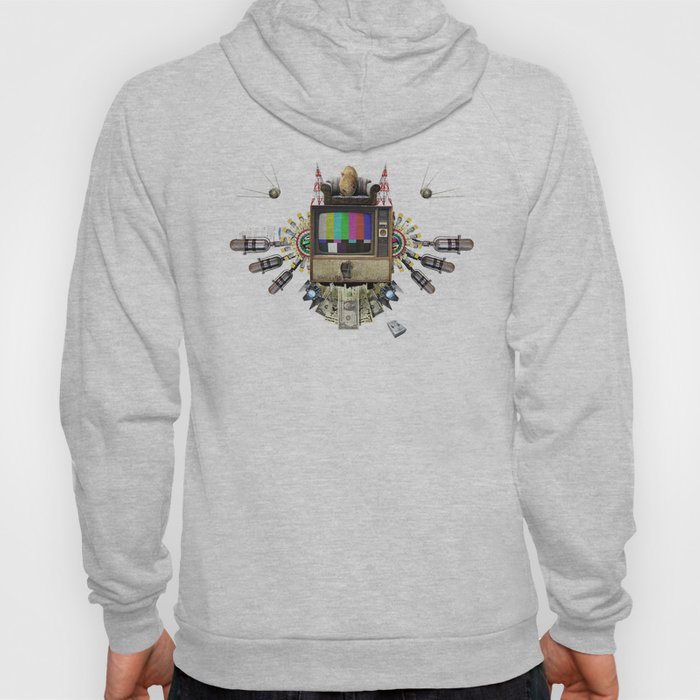 The  Television Will Not Be Revolutionised! Hoody