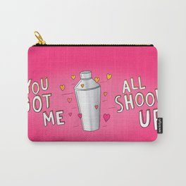You Got Me All Shook Up Carry-All Pouch