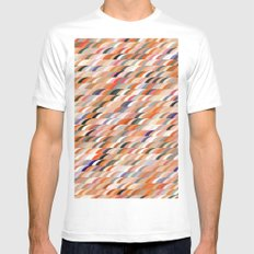 westwind White Mens Fitted Tee MEDIUM