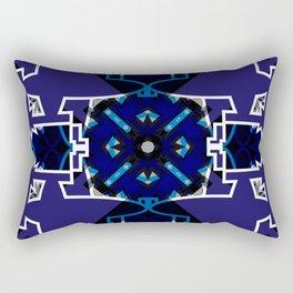 Energetic Generator Rectangular Pillow