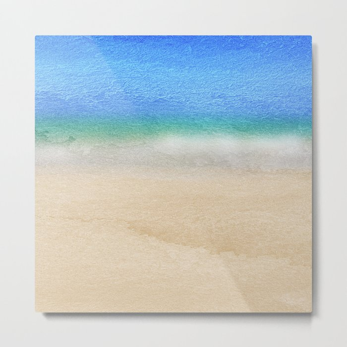 Tropical sea #8 Metal Print