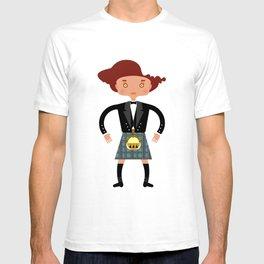 Kilt from Scotland! T-shirt