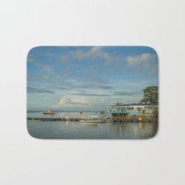 Cebu Sunrise #2 Bath Mat