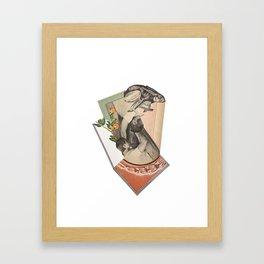 Rabble Rouser Framed Art Print
