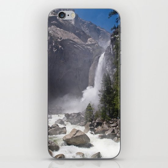 Mists of Nature iPhone & iPod Skin