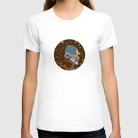 star lord T-shirts featuring Headgear: Star-Lord comics by Miguel Camilo