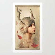 Evolution Through Tribalism Art Print