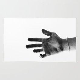 Working Hands (I Dye) Rug