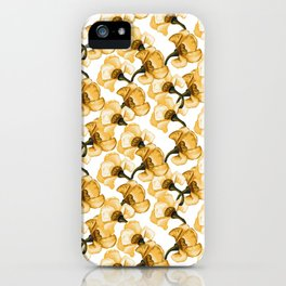 Light Mustard iPhone Case