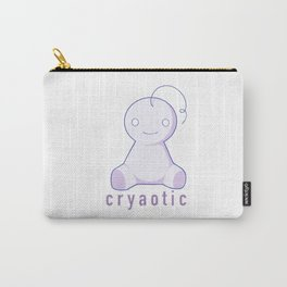 Cryaotic Sup Guy Carry-All Pouch
