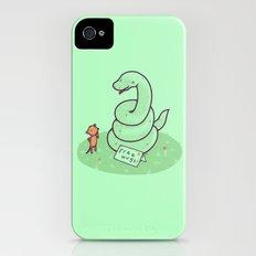 Free hugs! iPhone (4, 4s) Slim Case