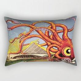 MILWAUKEE: What's Kraken, Milwaukee? Rectangular Pillow