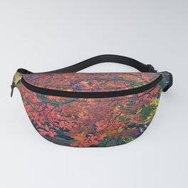 Autumn Day In the Park Fanny Pack