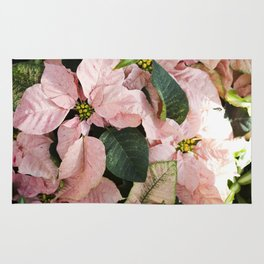 Pretty in Pink  |  The Plant Life Rug