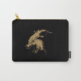 Crying Wolf Carry-All Pouch