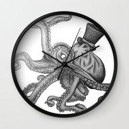 OctoSir Wall Clock