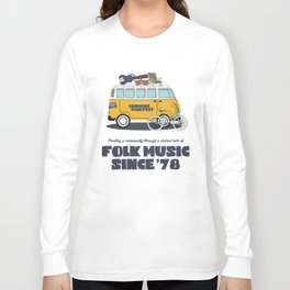 38. Canmore Folk Music Festival (2015) Long Sleeve T-shirt