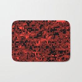 ASCII Bath Mat