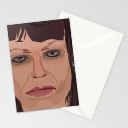 meth made Stationery Cards