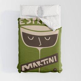 Espresso Martini Duvet Cover