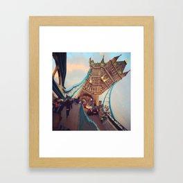 Tower Bridge, London Framed Art Print