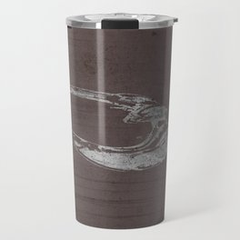Battlestar Galactica BSG minimalist Cylon Raider Travel Mug