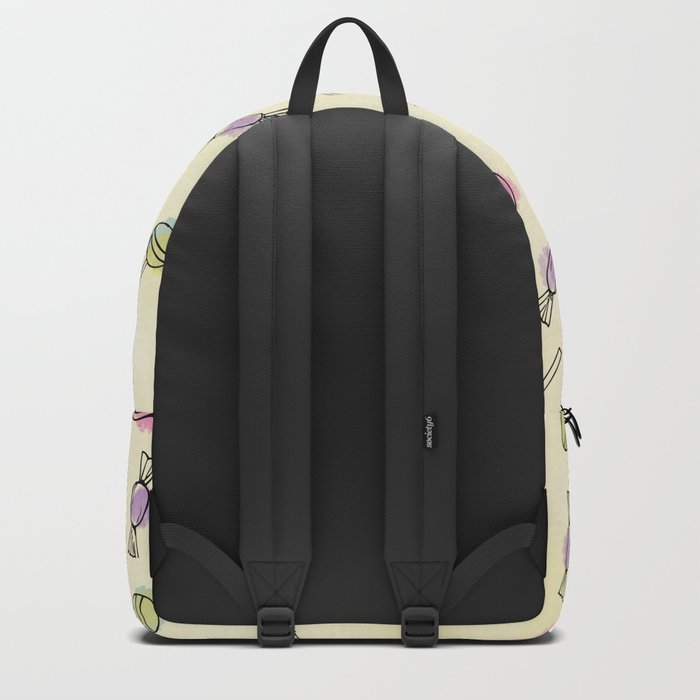 Candy rain Backpack
