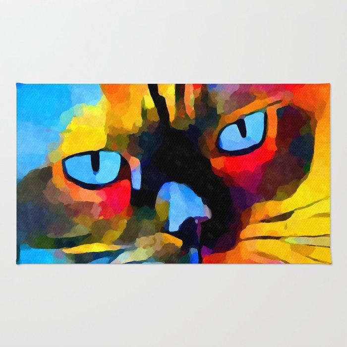 Cat 5 Rug