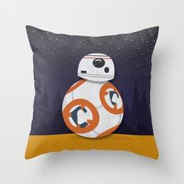 BB8 Throw Pillow