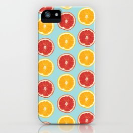 Citrus Skies iPhone Case