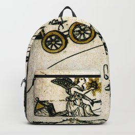 SOL XXXXIIII. Mantegna Tarot Backpack