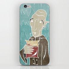 Nos-Fer-Ato iPhone & iPod Skin