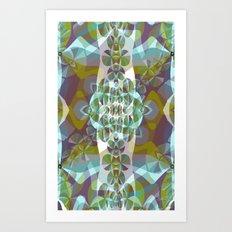 Luminous. Art Print